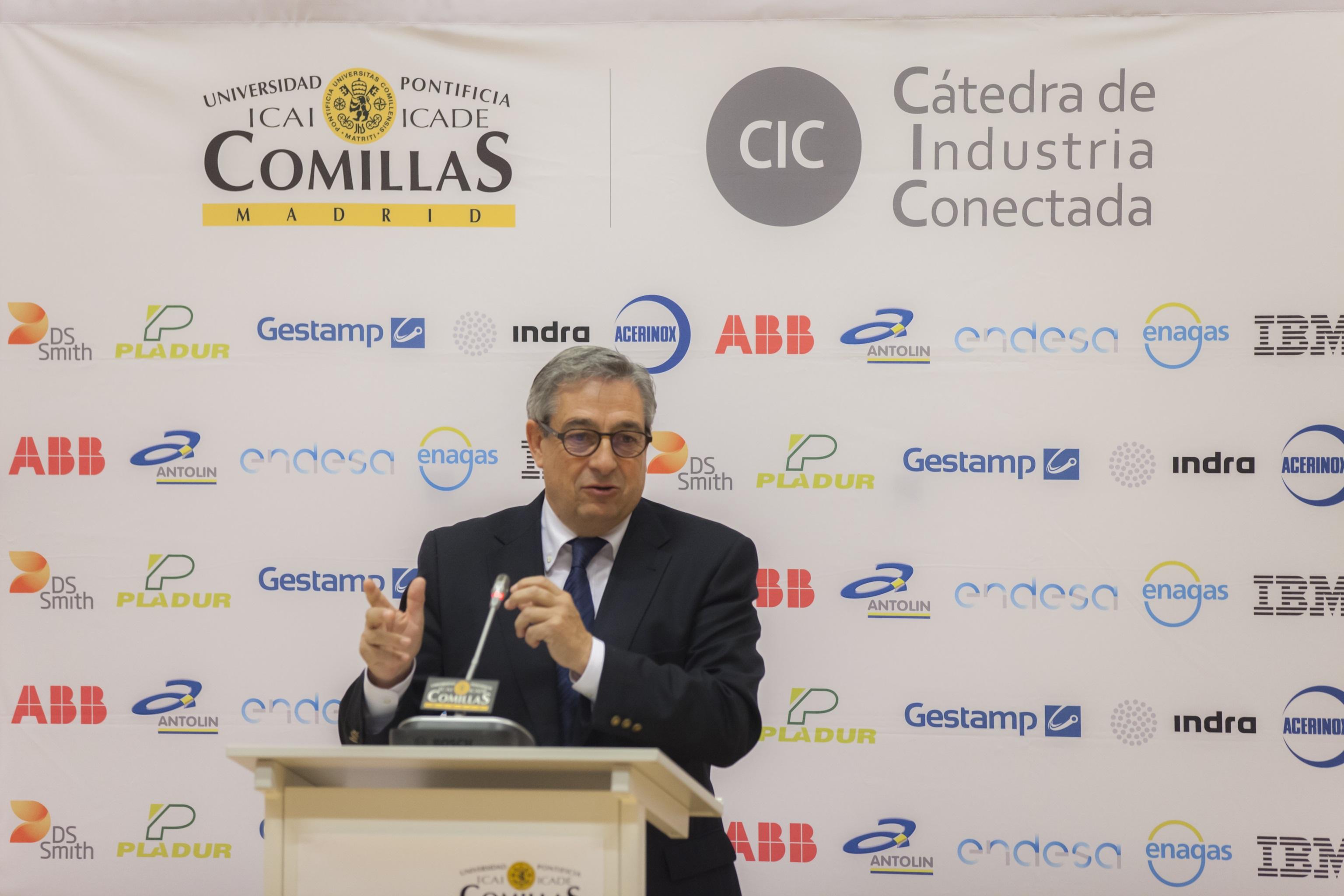Desayunos con el CEO. Carlos Marcos, ABB
