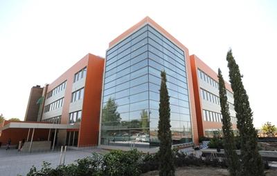 Campus de Cantoblanco - edificio académico-001