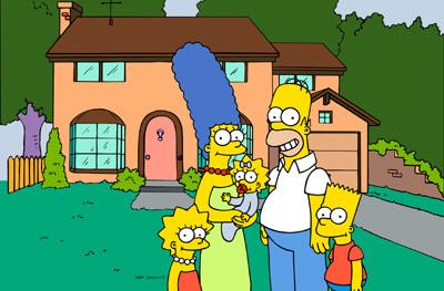 Familia Simpson 1