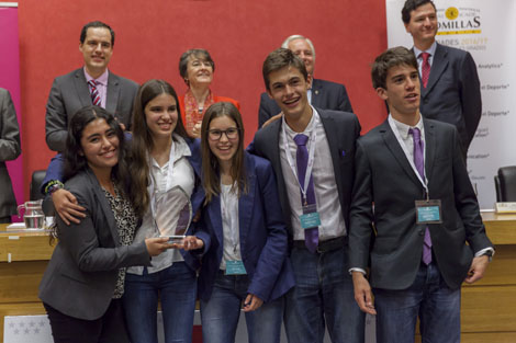 Torneo Debate Institutos Comunidad de Madrid 21-05-2016 25