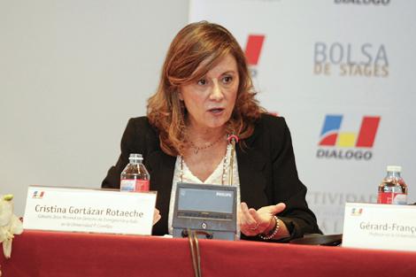 Cristina Gortázar