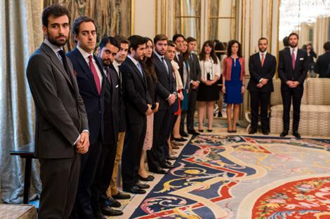 Última promoción cuerpo diplomático