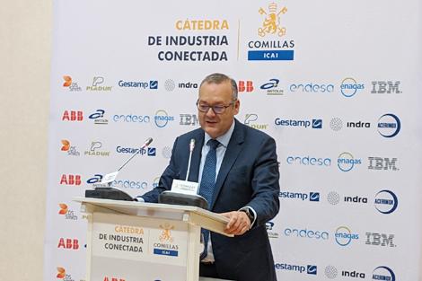 Marc Gómez, CEO de ABB, protagonista del 'Desayuno con CEO'
