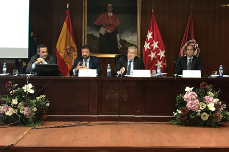 Comillas coorganiza el Seminario de Derecho Mercantil y Tributario