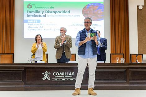 Javier Fesser, Premio de Familia y Discapacidad