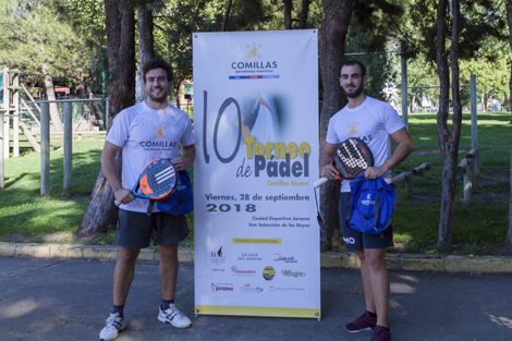 TORNEO DE PADEL.Noticia