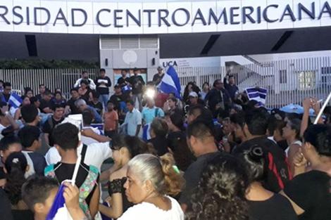 Uca Calendario Academico.Manifiesto De Unijes En Solidaridad Con Nicaragua Y La Uca