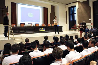 Más de 400 alumnos de cuarto de ESO y primero de bachillerato ...