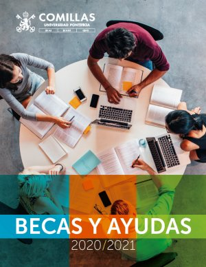 Folleto general de Becas y Ayudas