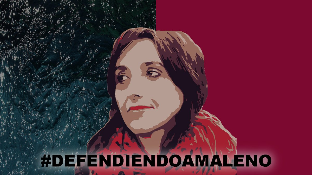 defendiendo a maleno