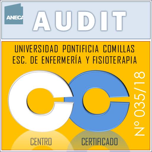Logo Certificación AUDIT