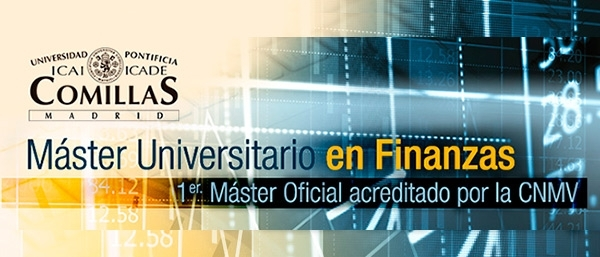 Official Master's Degree in Finance (MUF)